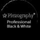 Professzionális fekete-fehér Piezography nyomtatáshoz