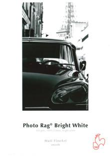 Hahnemühle Photo Rag Bright White savmanetes művészpapír