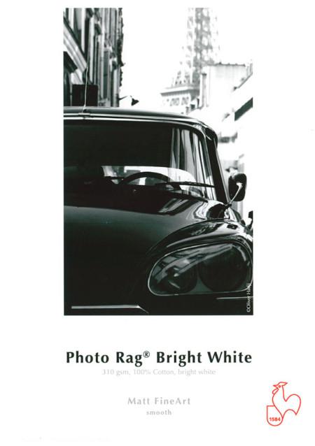 Hahnemühle Photo Rag Bright White savmentes művészpapír
