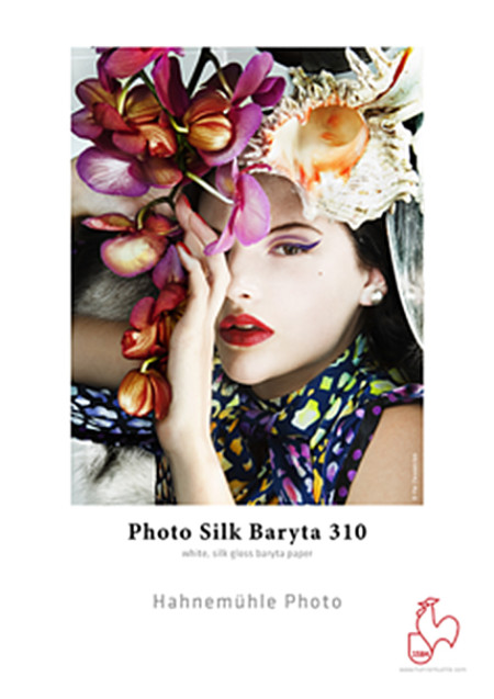 Hahnemühle Photo Silk Baryta savmentes fotópapír